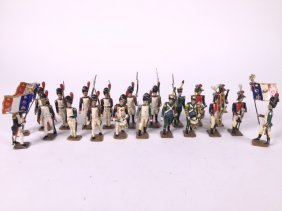 Mignot Assorted Napoleonic