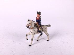 Heyde George Washington On Horseback