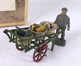 Charbens Coster Cart