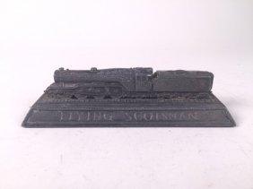 Rare Britains Railway Souvenir Flying Scotsman