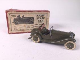 Britains Set #1448 Staff Car