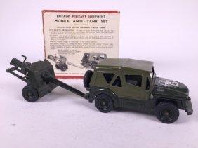 Britains Set #2174 Mobile Anti-tank Set