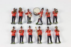 Britains #27 Band Of The Line