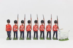 Britains #74 Royal Welsh Fusiliers