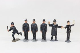 Johillco, Timpo, Reynolds Policemen