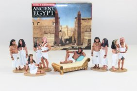 King And Country Ancient Egypt Pharaohs And Courti