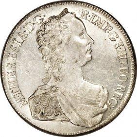 Austria Maria Theresa Taler 1762 Vienna,