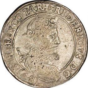 Austria Bohemia, Friedrich I 48 Kreuzer 1620