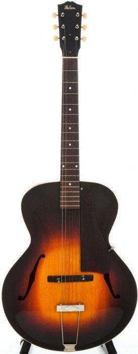 1937 Gibson L-4 Sunburst Archtop Acoustic Guitar