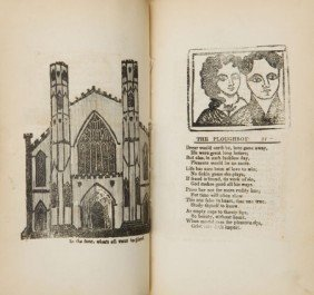 [Americana Folk Illustration]. [Rev. William Coo