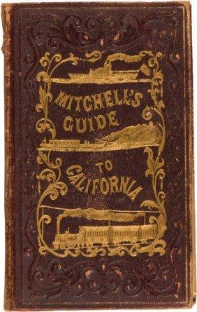 Samuel Augustus Mitchell. Description Of Oregon