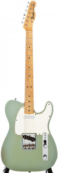 1967 Fender Telecaster Blue Ice Metallic Solid B