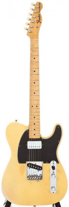 1968 Fender Telecaster Blonde Solid Body Electri