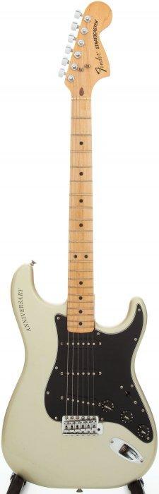 1979 Fender 25th Anniversary Stratocaster Silver
