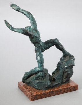 CHARLES UMLAUF (American, 1911-1994) Supplicatio