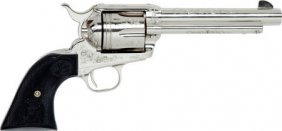 Boxed Engraved Third Generation Colt Single Acti