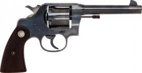 Colt New Service Model 1917 Commercial Double Ac
