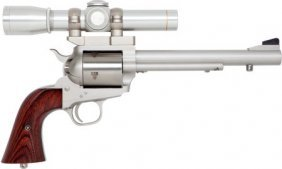 Boxed Freedom Arms .454 Casull Single Action Rev