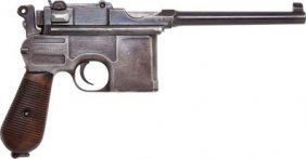 Mauser Model 96 Pre-War Commercial Semi-Automati