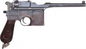 Mauser Model 96 Military Contract Semi-Automatic