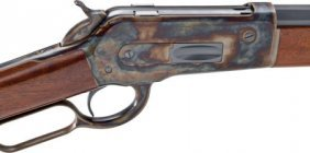 Winchester Model 1886 Lever Action Rifle As Rebu