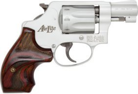 Smith & Wesson Model 317 AirLite Double Action R