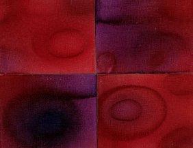 KELLY FEARING (American, 1918-2011) Red Velvet C
