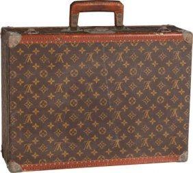 Louis Vuitton Classic Monogram Canvas Alzer 50 H