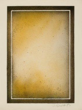 Jake Berthot (american, 1939) Untitled (three Wo