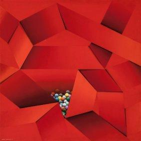 Kurt Larisch (austrian, 1913-2009) Opus 29, 1977