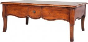 A French Provincial-style Coffee Table, 20th Cen