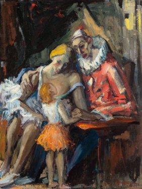 Arnold Hoffmann (russian/american, 1886-1966) Ci