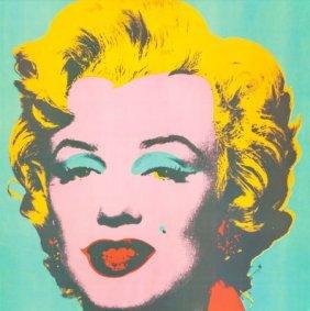 Andy Warhol (american, 1928-1987) Marilyn Monroe