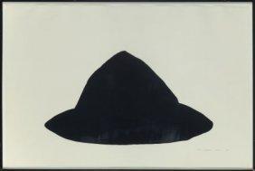 Joel Shapiro (american, B. 1941) Untitled, 1980