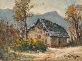 Rolla Sims Taylor (american, 1872-1970) Mountain