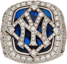 2009 New York Yankees World Series Championship