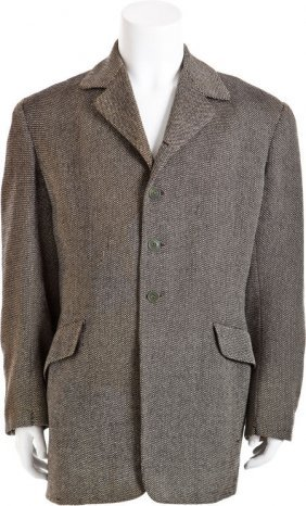 """A John Wayne Period Jacket From """"in Old Californ"""
