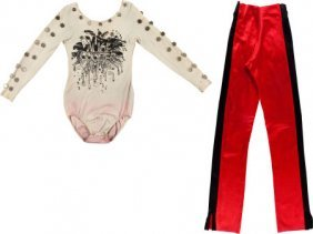 Alice Cooper - Neal Smith Outfit Worn On Stage D