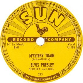 "Elvis Presley ""mystery Train/i Forgot To Remembe"