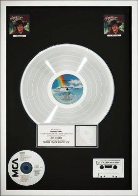George Strait Greatest Hits Riaa Multi-platinum