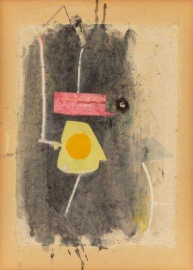 Robert Motherwell (1915-1991) Pierrot's Hat, 194