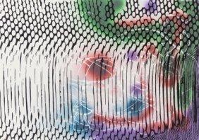 Sigmar Polke (1941-2010) Untitled, 1997 Acrylic