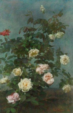 George Cochran Lambdin (american, 1830-1896) Spr