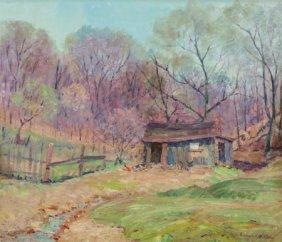 Edward K. Williams (american, 1870-1950) Cabin I