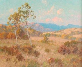 Maurice Braun (american, 1877-1941) Summer's Syc