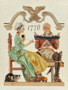 Joseph Christian Leyendecker (american, 1874-195