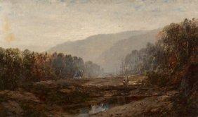 William Louis Sonntag (american, 1822-1900) Rive
