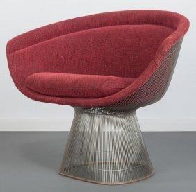 Warren Platner (american, 1910-2006) Lounge Chai