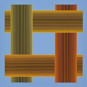 Richard Anuszkiewicz (b. 1930) Untitled (translu