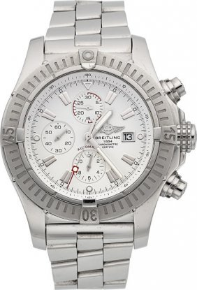 Breitling Super Avenger Chronograph Certified Ch